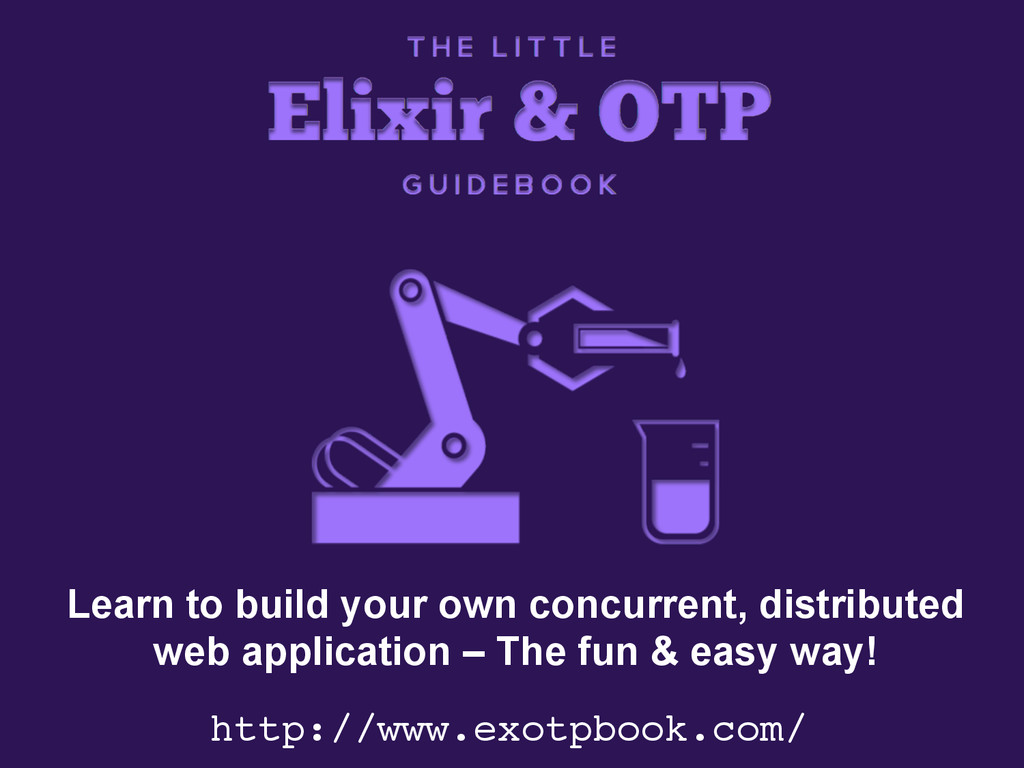 http://www.exotpbook.com/! Learn to build your ...