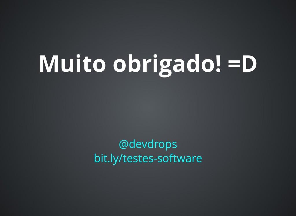 Muito Muito obrigado obrigado! =D ! =D bit.ly/t...