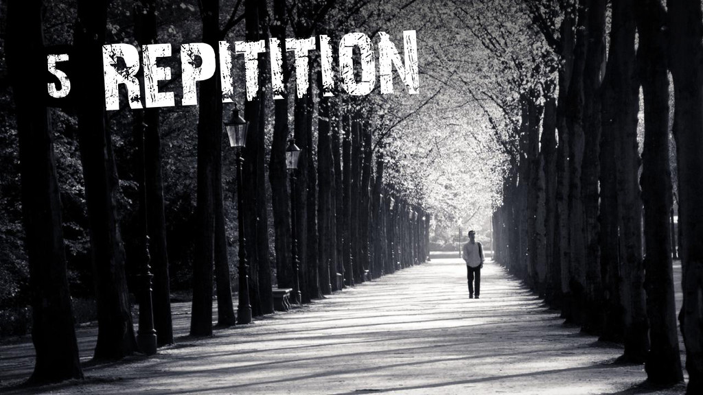Repitition 5