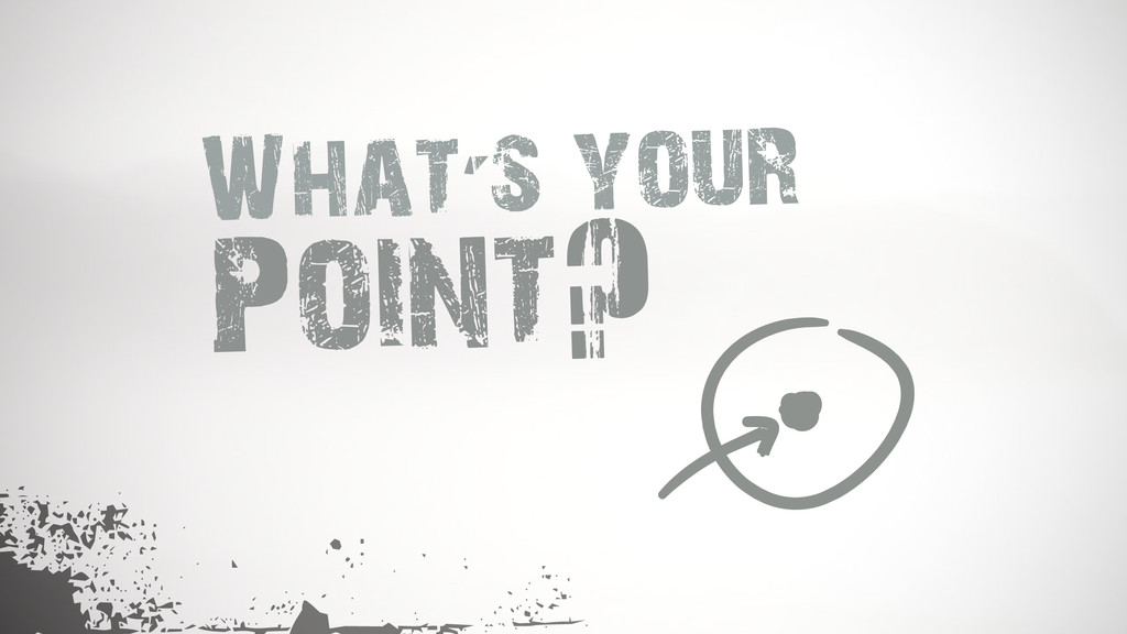 What's your Point?