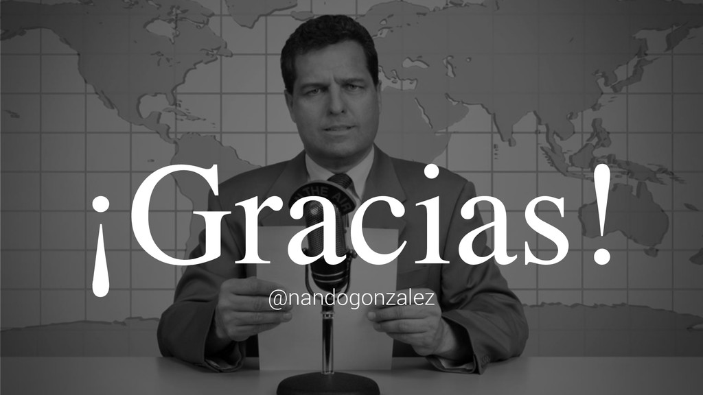 @nandogonzalez ¡Gracias! @nandogonzalez