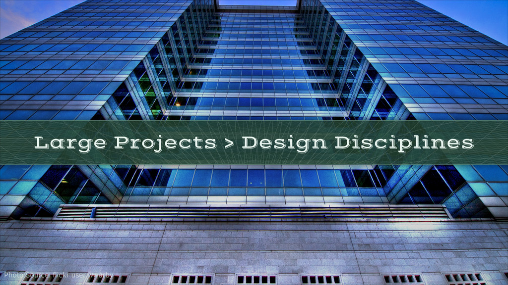 Large Projects > Design Disciplines Photo Sourc...