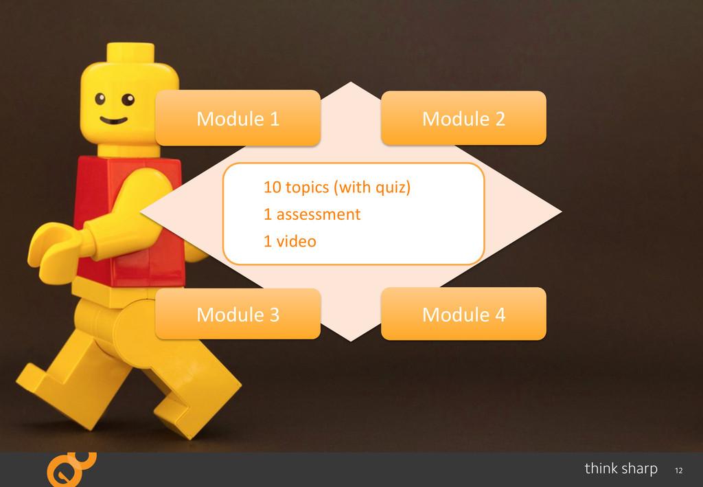 12 Module 1  Module 2  Module 3...