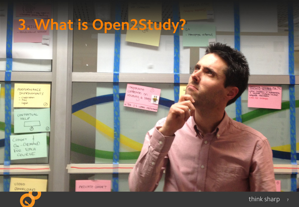 7 3. What is Open2Study?