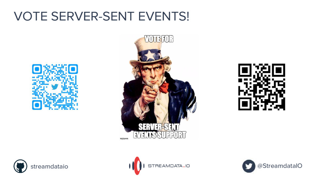 VOTE SERVER-SENT EVENTS! @StreamdataIO streamda...