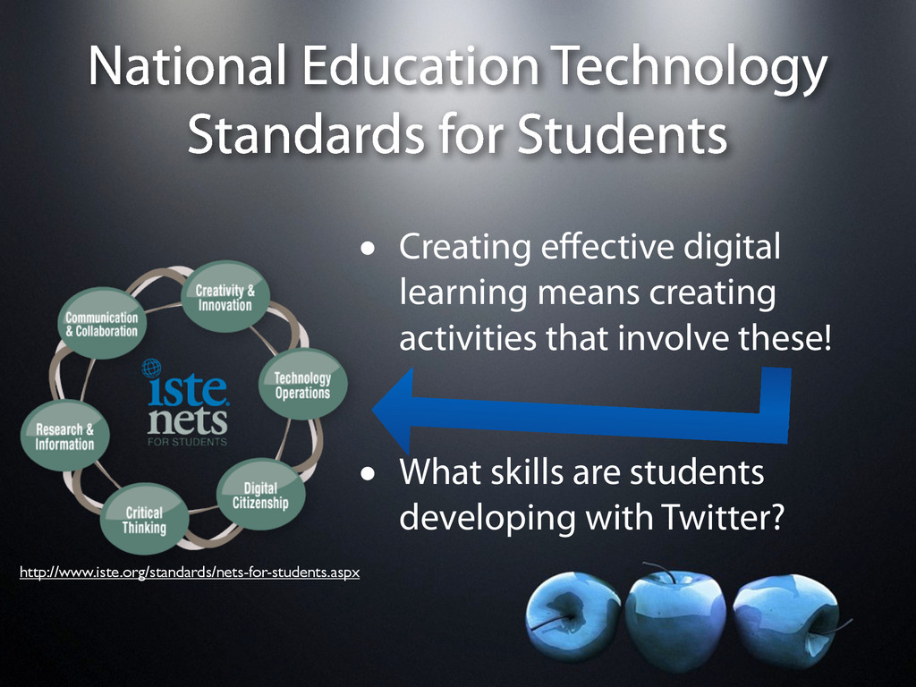National Education Technology Standards for Stu...