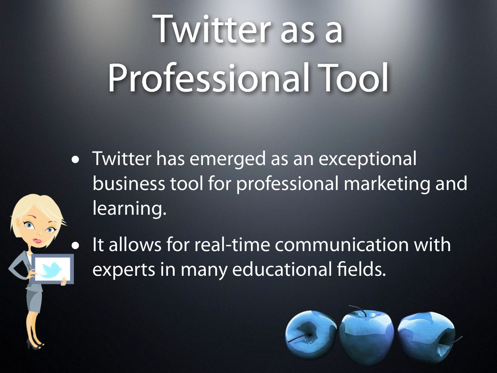 • Twitter has emerged as an exceptional busines...