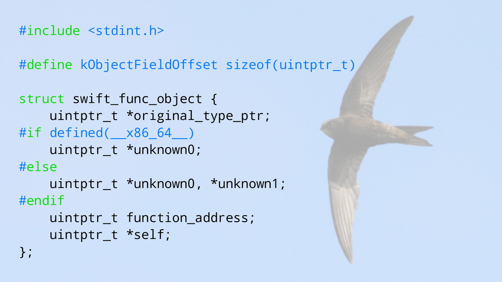 #include <stdint.h> #define kObjectFieldOffset ...