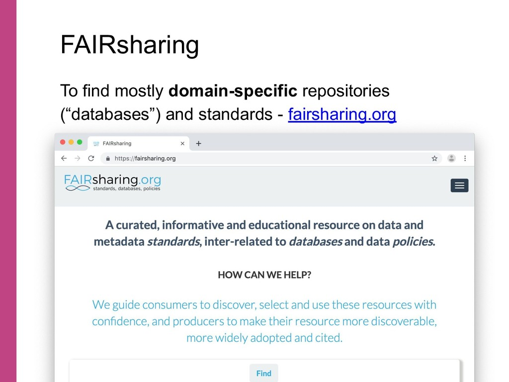 """To find mostly domain-specific repositories (""""d..."""