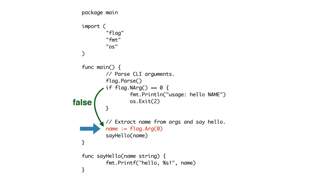 "package main import ( ""flag"" ""fmt"" ""os"" ) func ..."