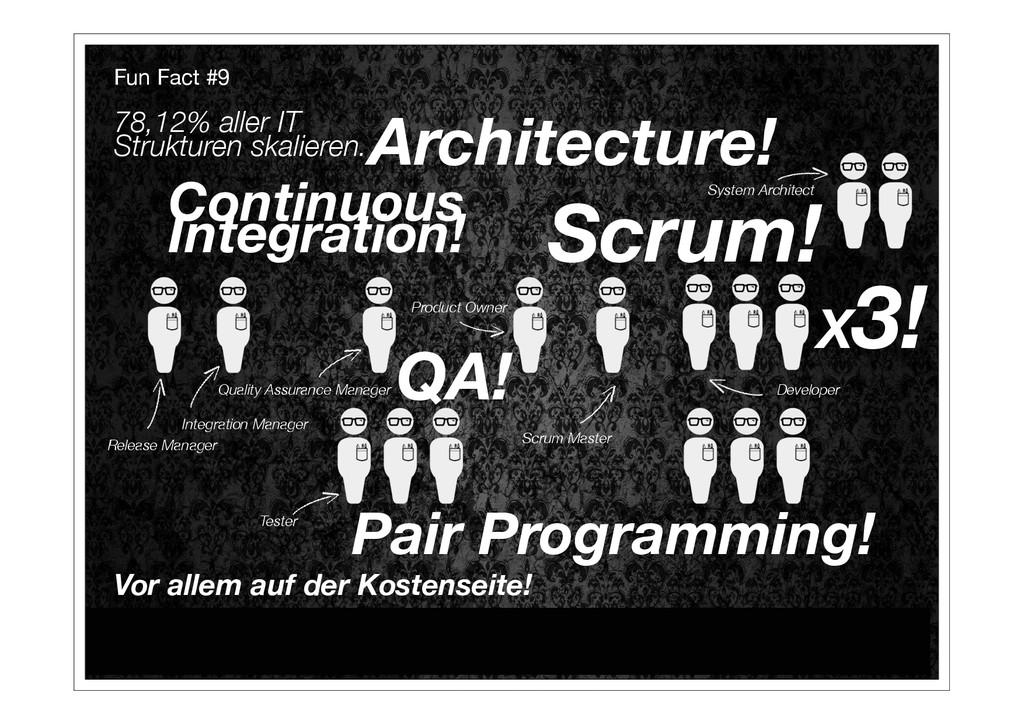 Developer X3! Scrum! Scrum Master Product O...