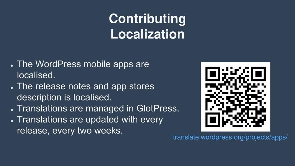 Contributing Localization translate.wordpress.o...