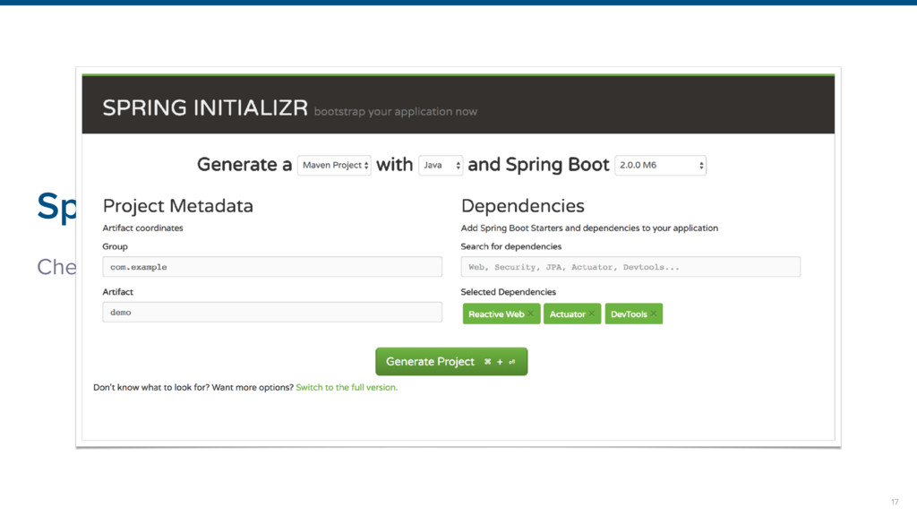 Spring Boot soon in RC phase Check out release ...