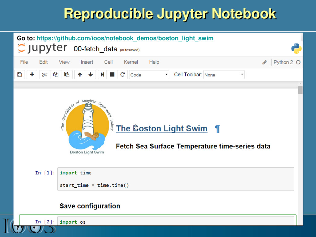 Reproducible Jupyter Notebook Go to: https://gi...