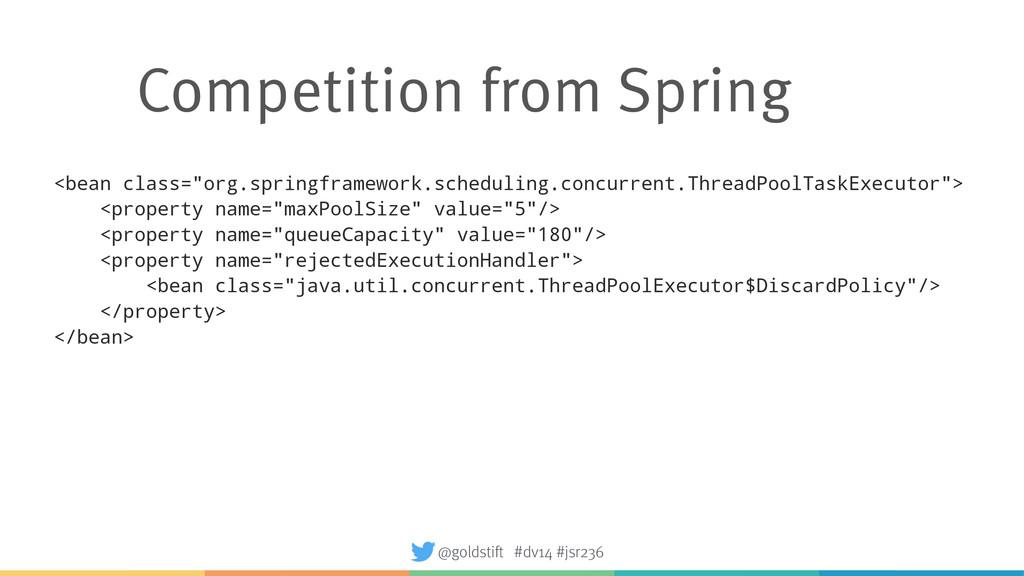 "<bean class=""org.springframework.scheduling.con..."