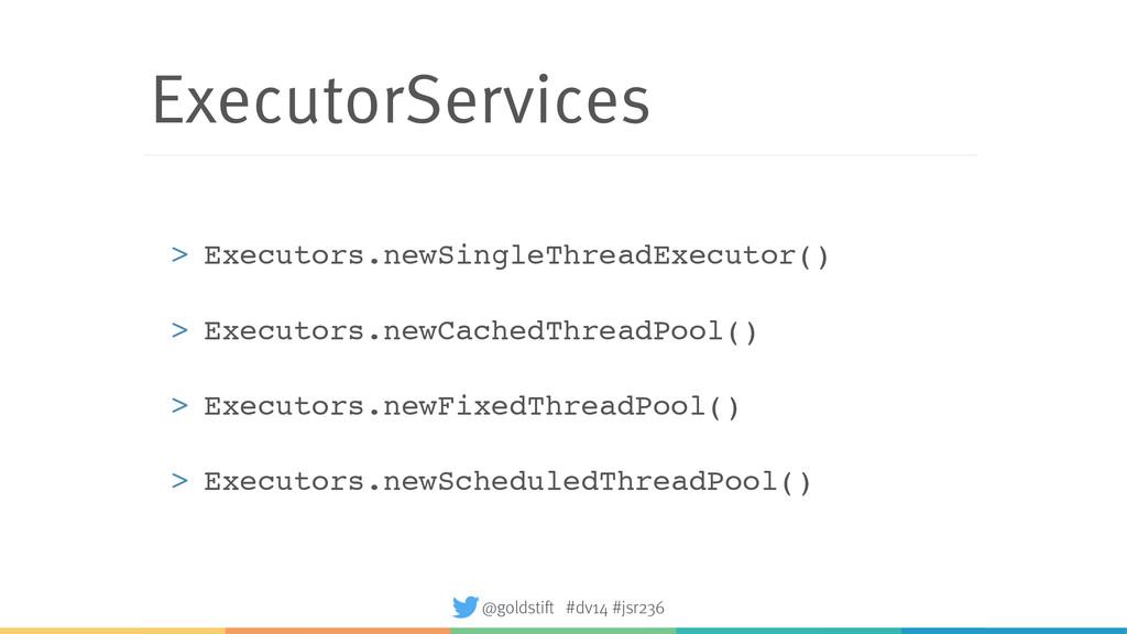 ExecutorServices > Executors.newSingleThreadExe...
