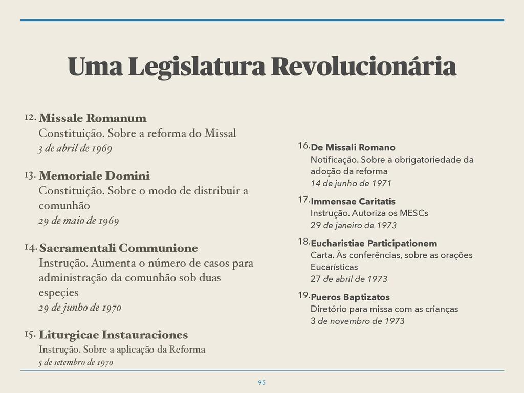 Uma Legislatura Revolucionária 16.De Missali Ro...