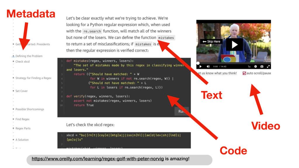 Video Metadata Text Code https://www.oreilly.co...