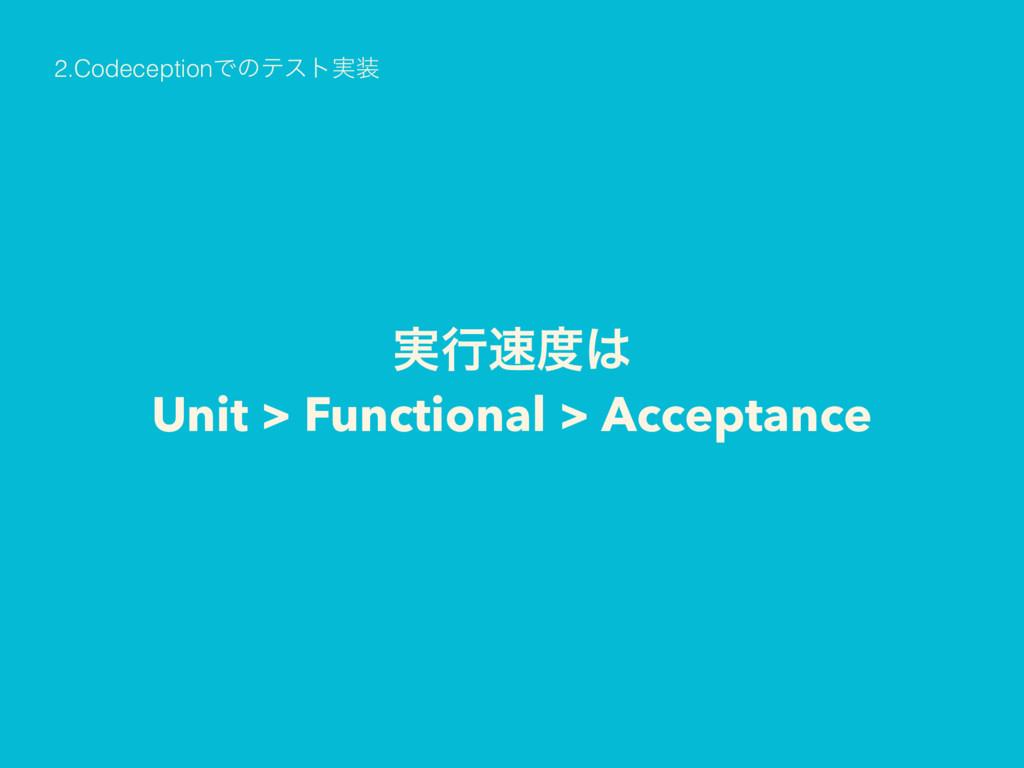 ࣮ߦ Unit > Functional > Acceptance 2.Codecep...