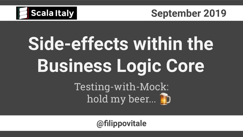 @filippovitale September 2019 Testing-with-Mock:...