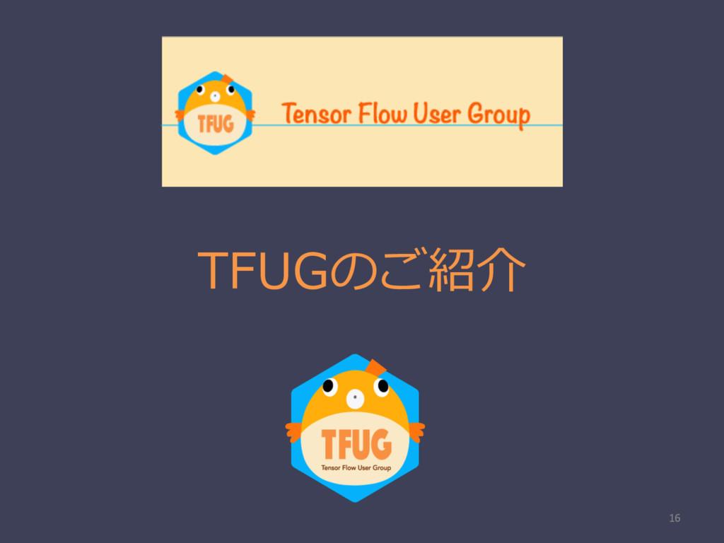 TFUGのご紹介 by Norhiro Shimoda 16