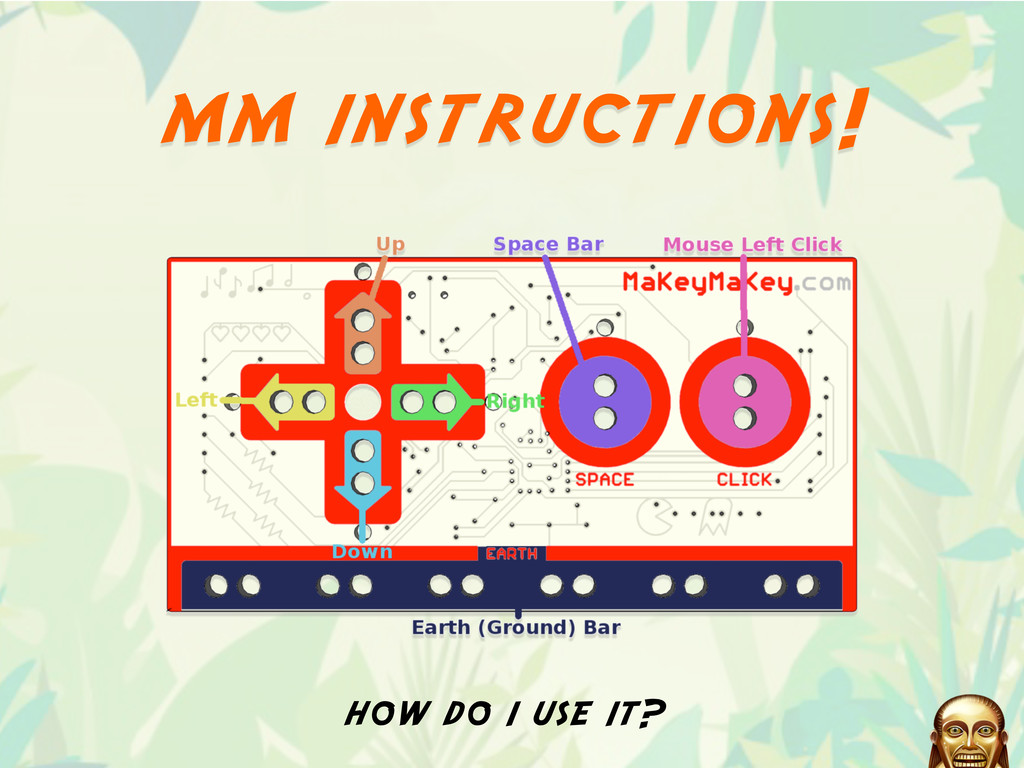 mm instructions! how do i use it?