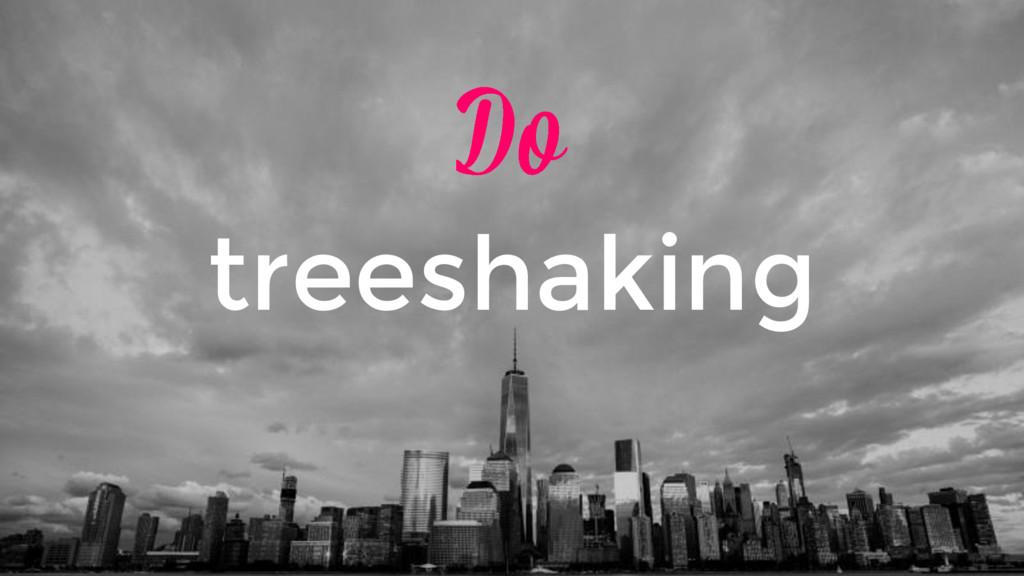 treeshaking