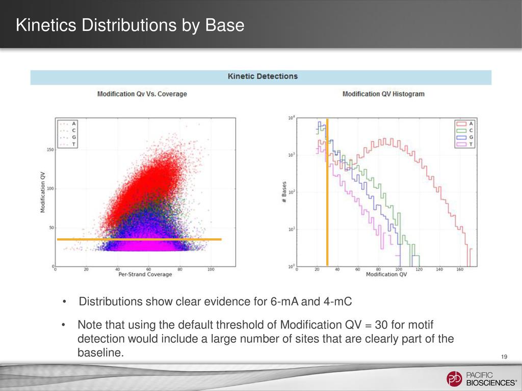 Kinetics Distributions by Base 19 • Distributio...