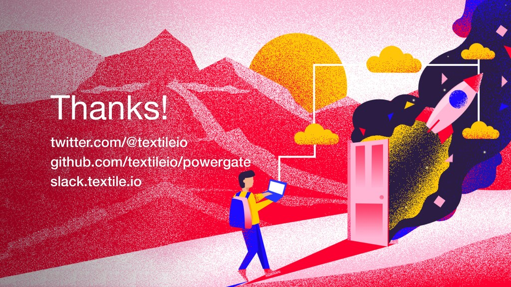 twitter.com/@textileio github.com/textileio/pow...