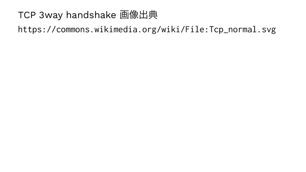 TCP 3way handshake ը૾ग़య https://commons.wikimed...