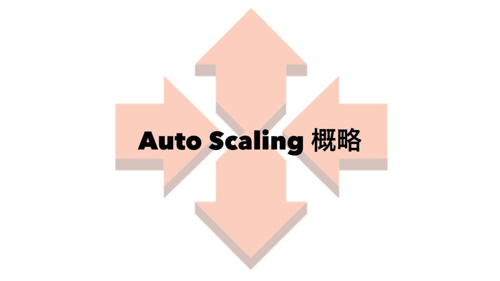 Auto Scaling ུ֓