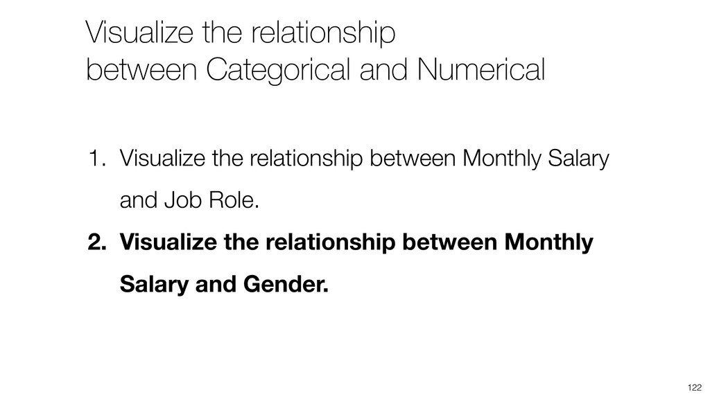122 1. Visualize the relationship between Month...