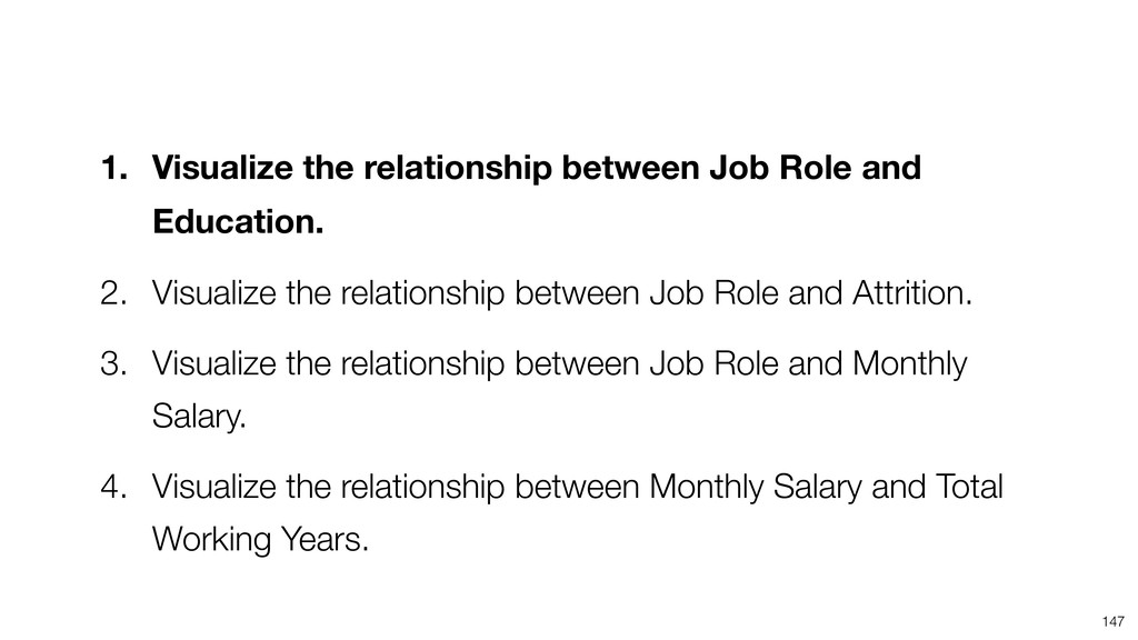 147 1. Visualize the relationship between Job R...