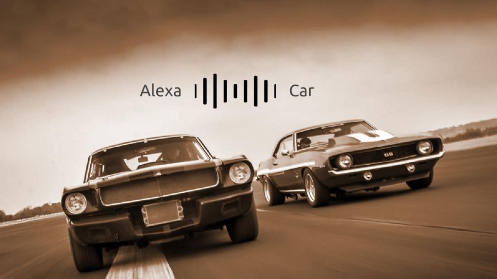 Alexa Car