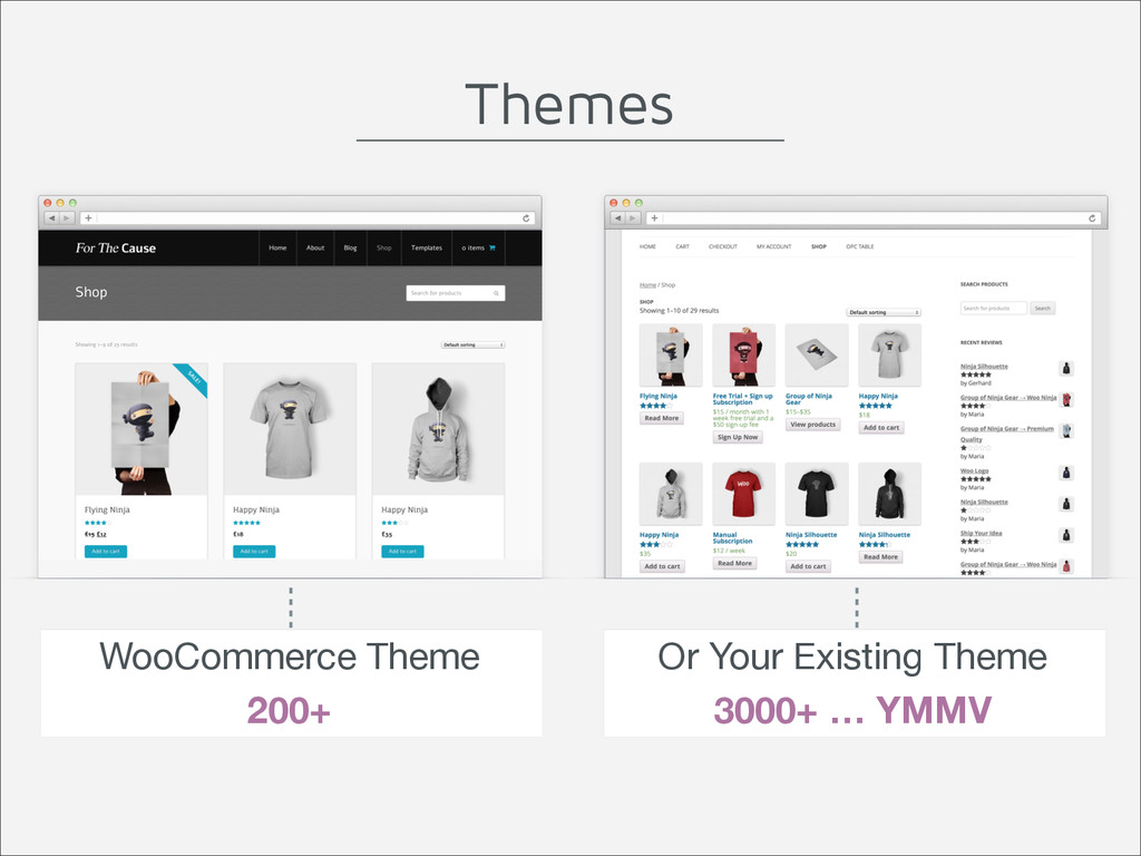 WooCommerce Theme