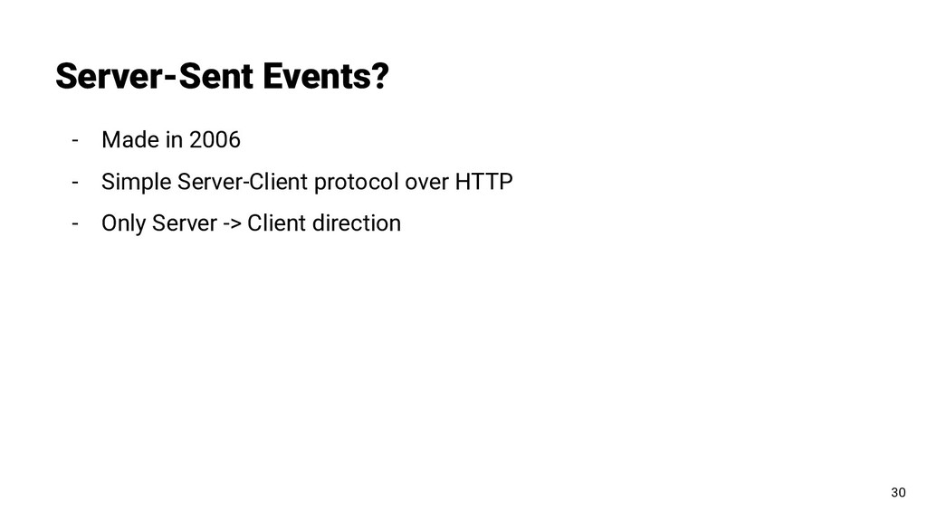 - Made in 2006 - Simple Server-Client protocol ...