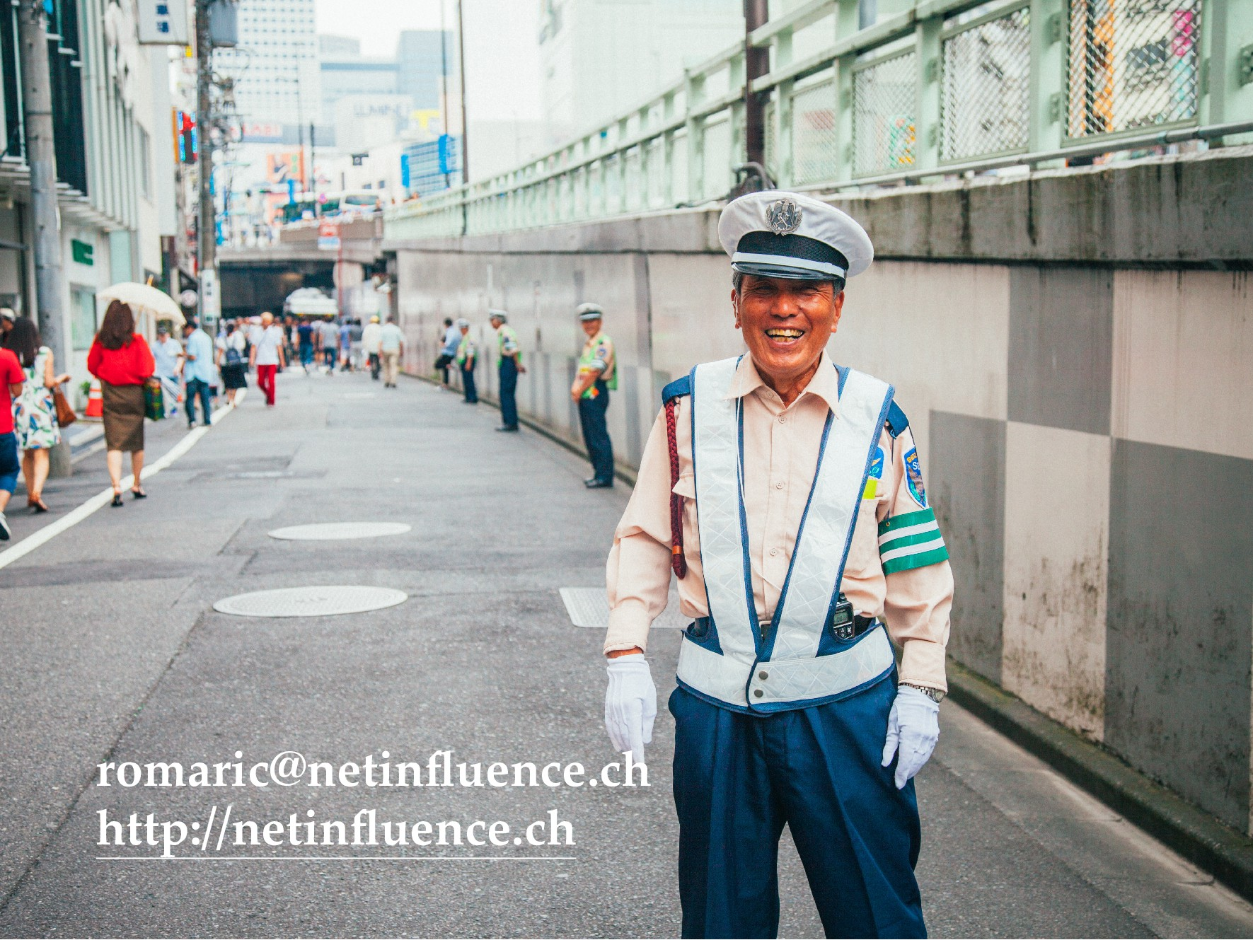 romaric@netinfluence.ch http://netinfluence.ch