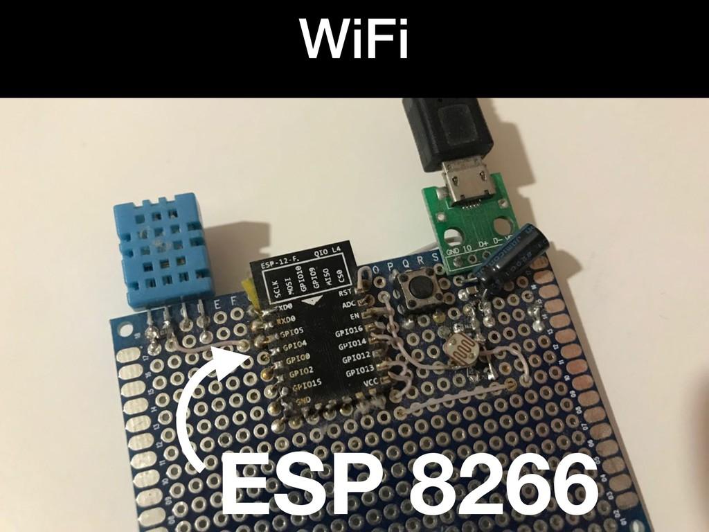 WiFi ESP 8266