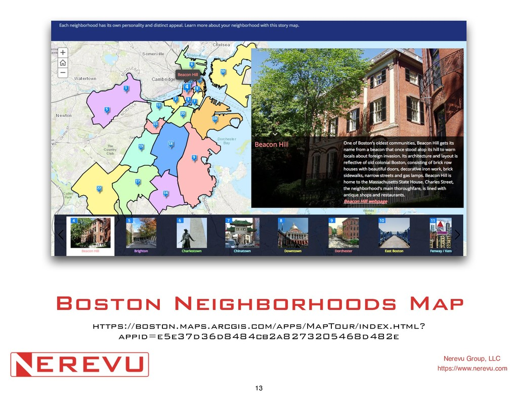 Nerevu Group, LLC https://www.nerevu.com Boston...