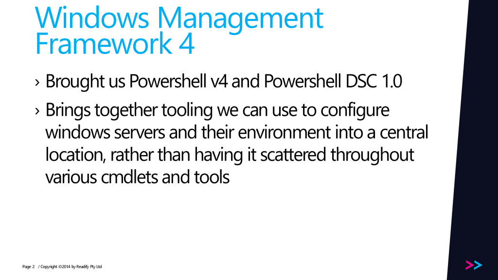 Page Windows Management Framework 4 › Brought u...