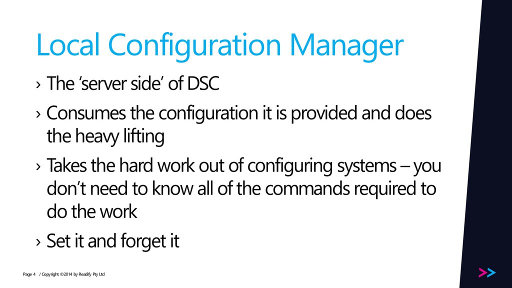 Page Local Configuration Manager › The 'server ...