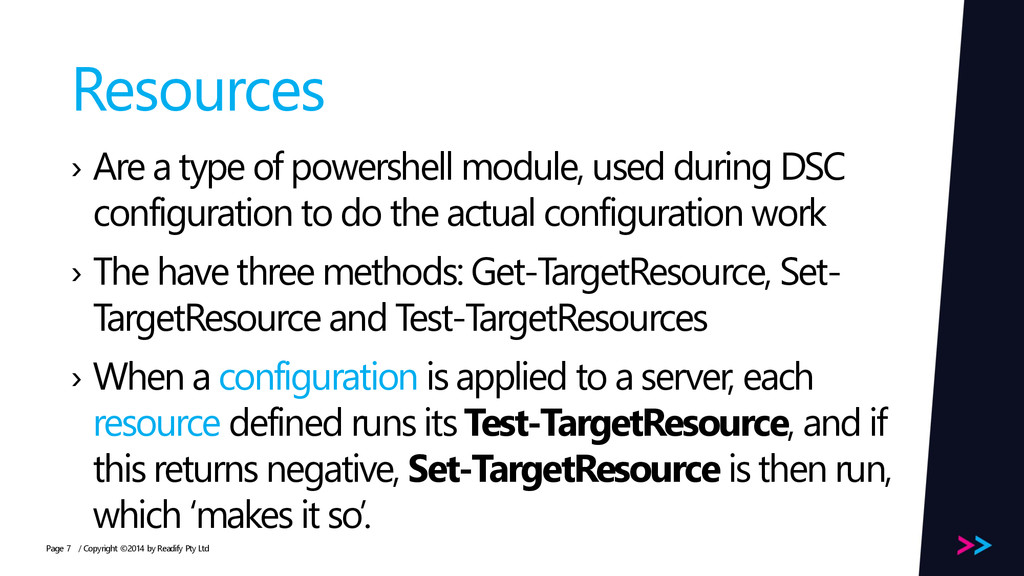 Page Resources › Are a type of powershell modul...