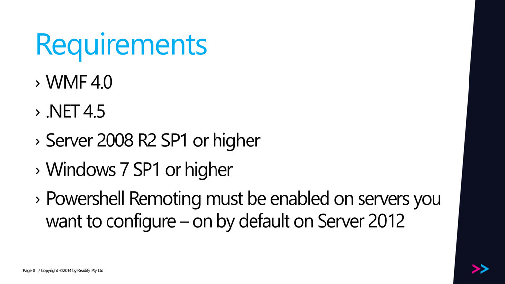 Page Requirements › WMF 4.0 › .NET 4.5 › Server...