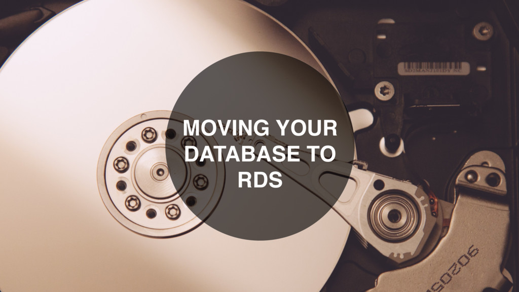 MOVING YOUR