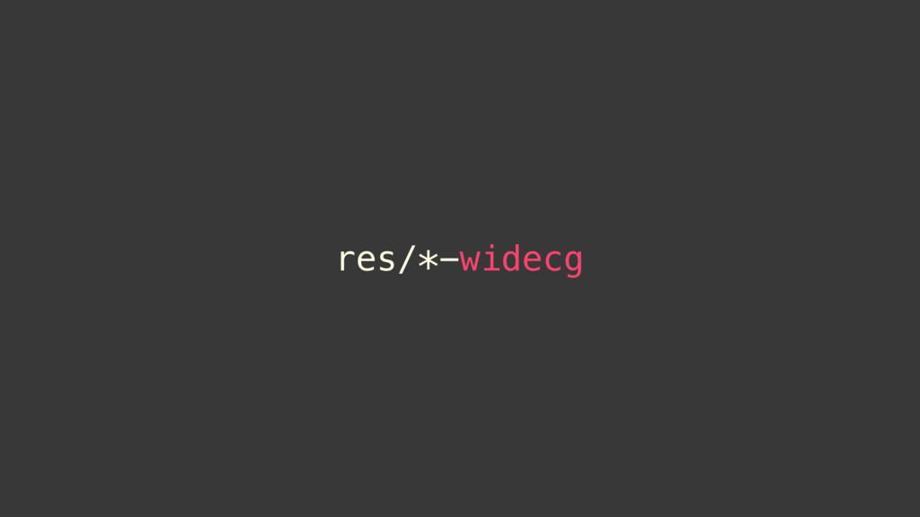 res/*-widecg