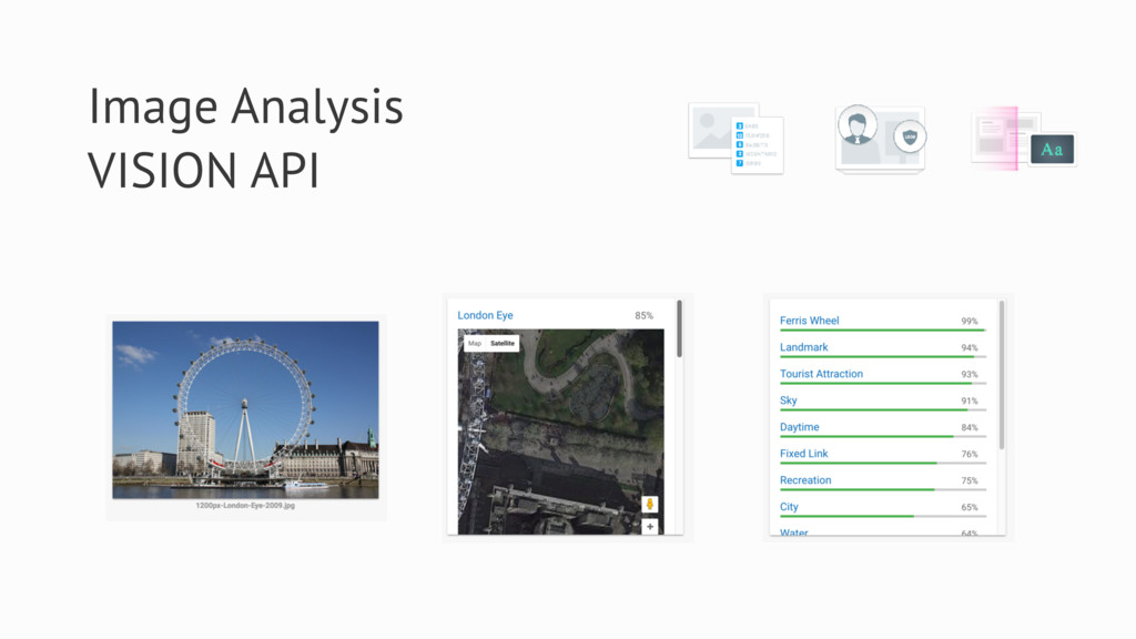 Image Analysis VISION API