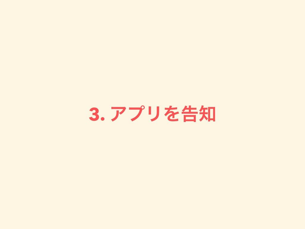 3. ΞϓϦΛࠂ