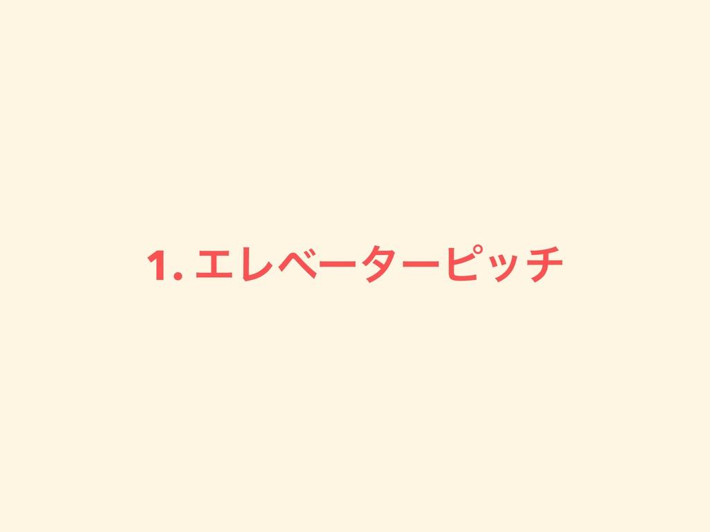 1. ΤϨϕʔλʔϐον