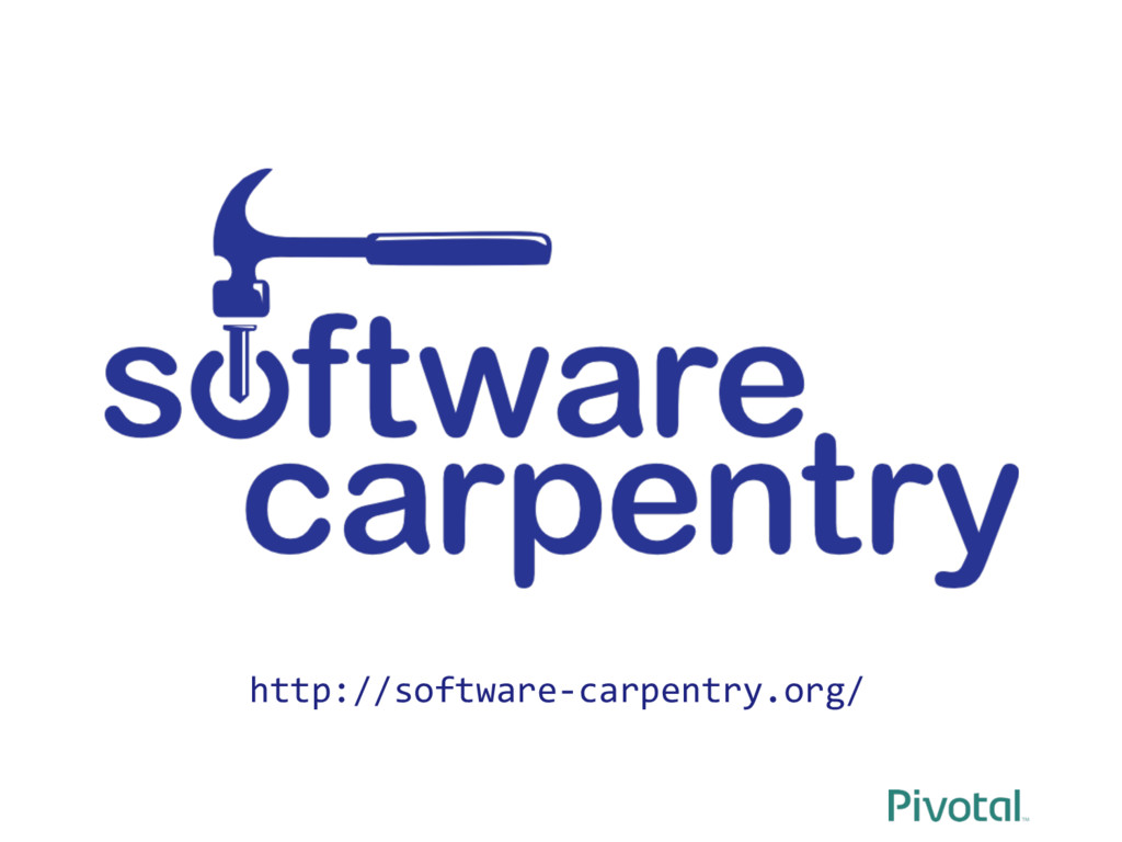 http://software-carpentry.org/