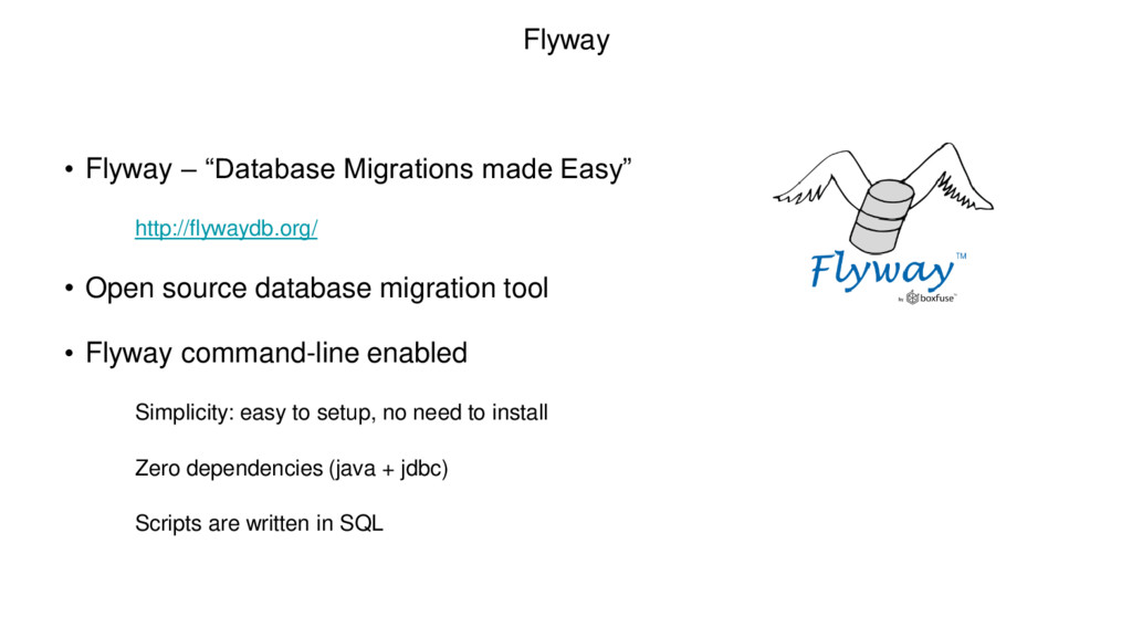 """Flyway • Flyway – """"Database Migrations made Eas..."""